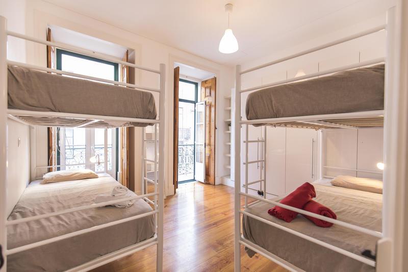 HOSTEL - The Loft Lisbon Hostel