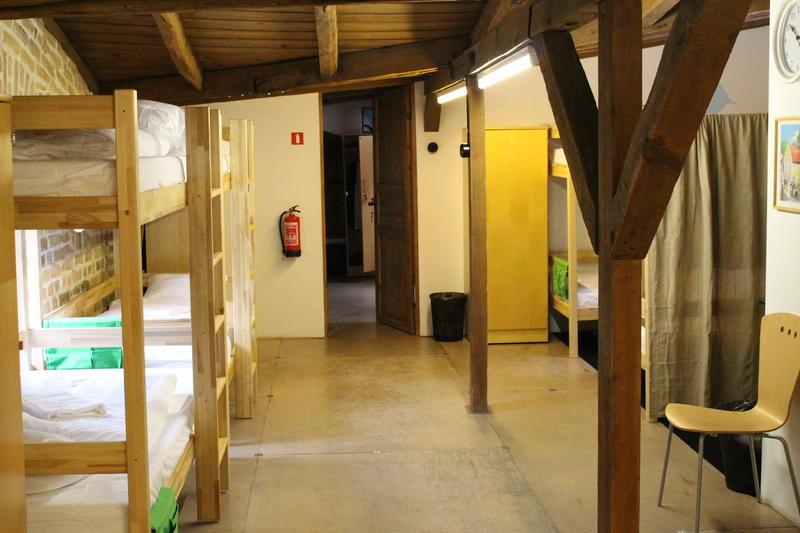 HOSTEL - Amalienhof Hostel Riga