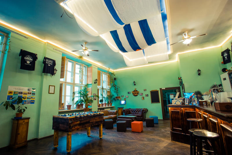 HOSTEL - The Little Havana Party Hostel