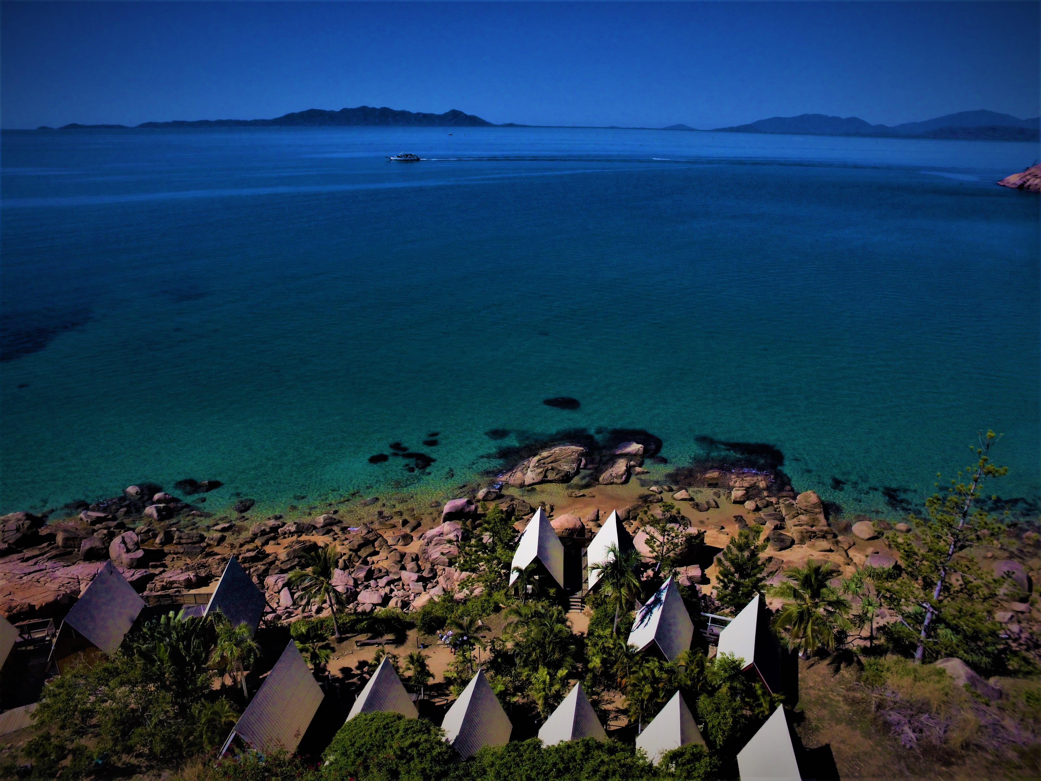 Base Magnetic Island
