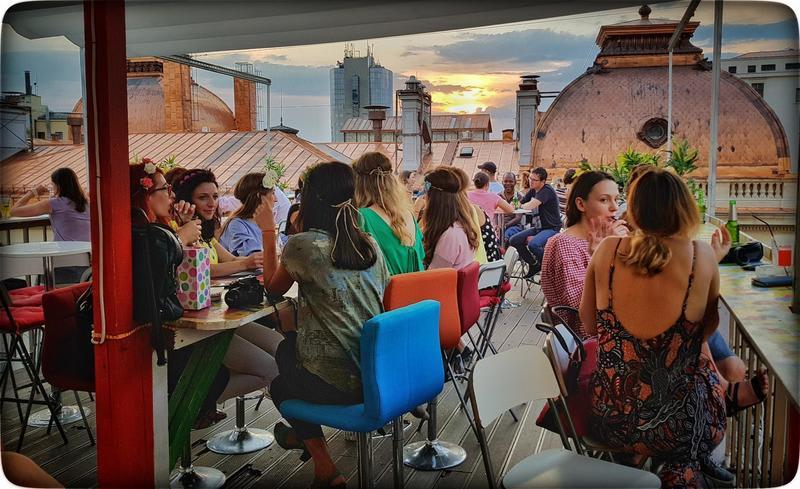 HOSTEL - Pura Vida Sky Bar & Hostel