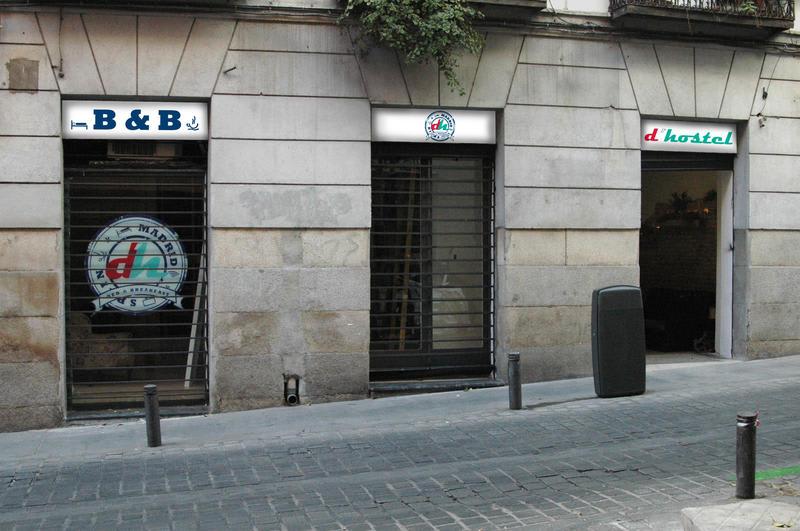 HOSTEL - D´hostel Madrid