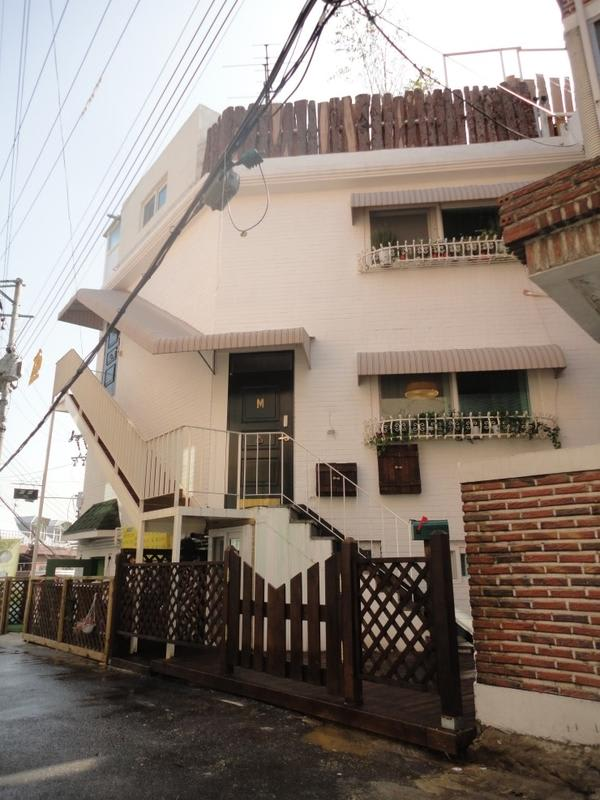 HOSTEL - Xeromine Guesthouse Itaewon