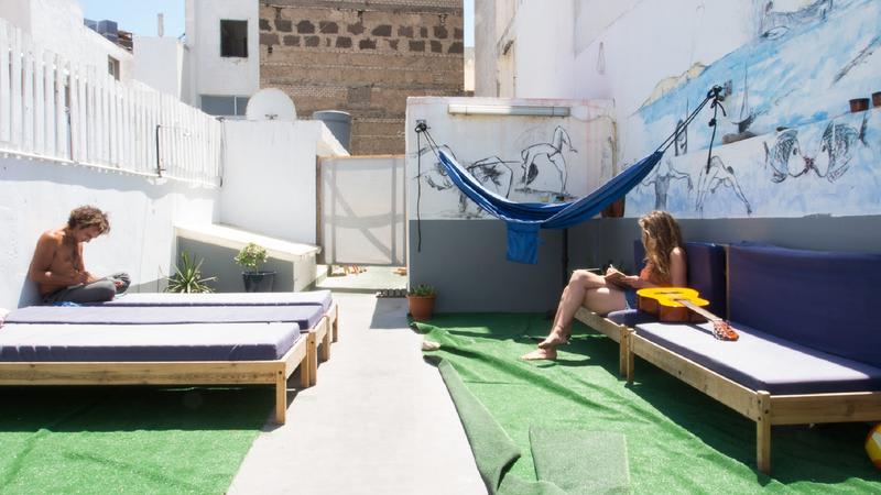 HOSTEL - Lua Lua Hostel Las Palmas