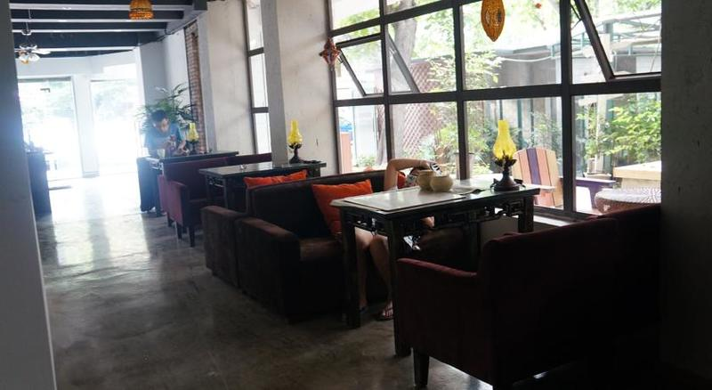 Chengdu Buttonwood Parkside Hostel