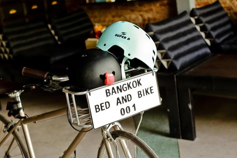 HOSTEL - Bangkok Bed and Bike