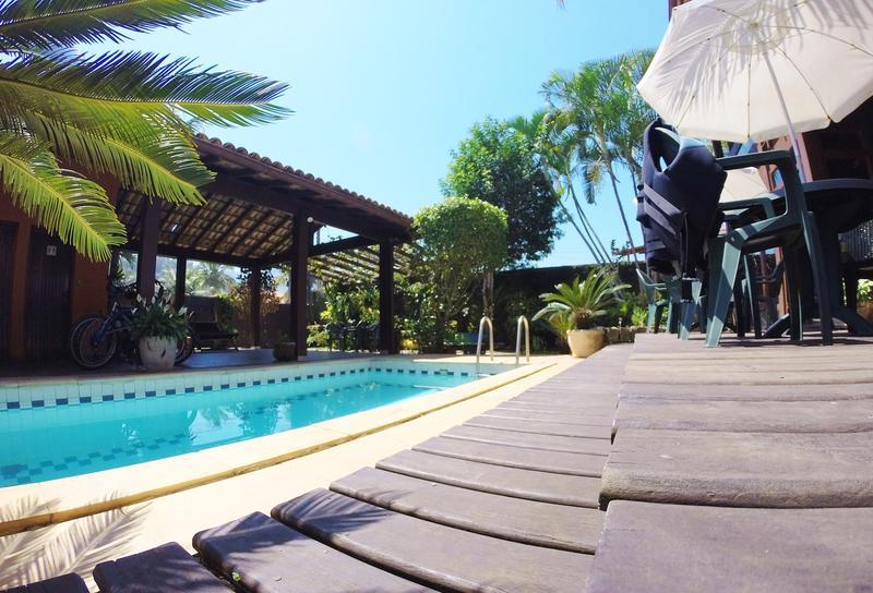 Guapuruvu Hostel