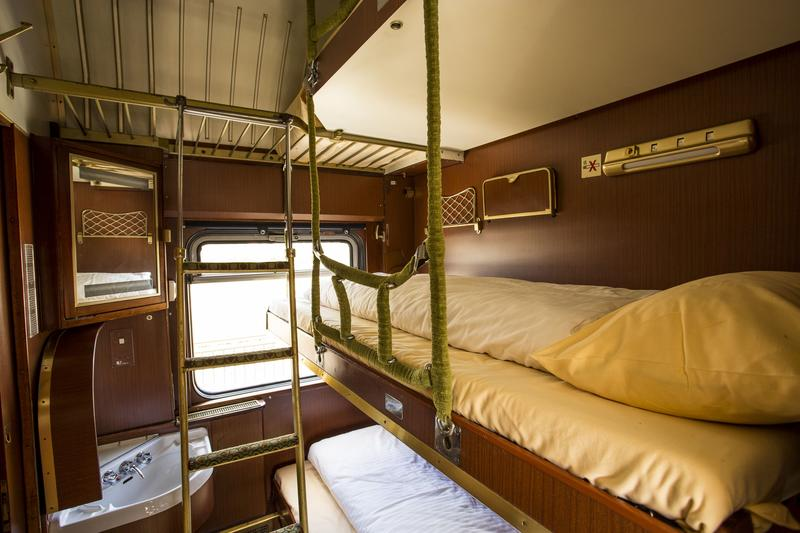 HOSTEL - Train Lodge Amsterdam