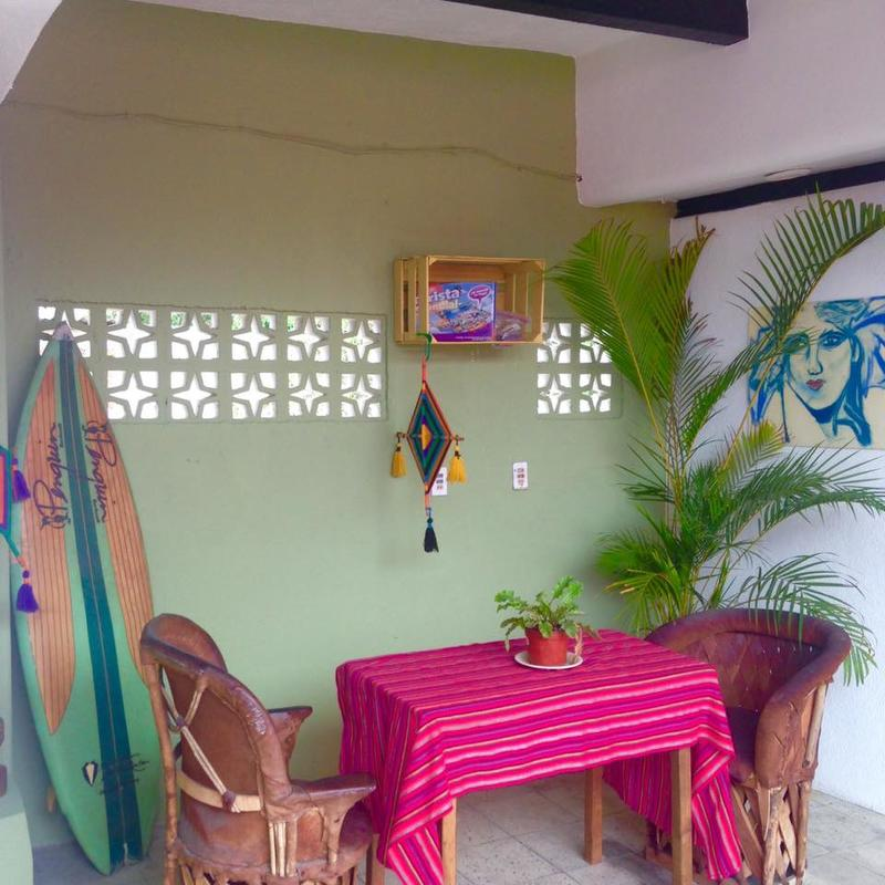 Hostal Manzanillo
