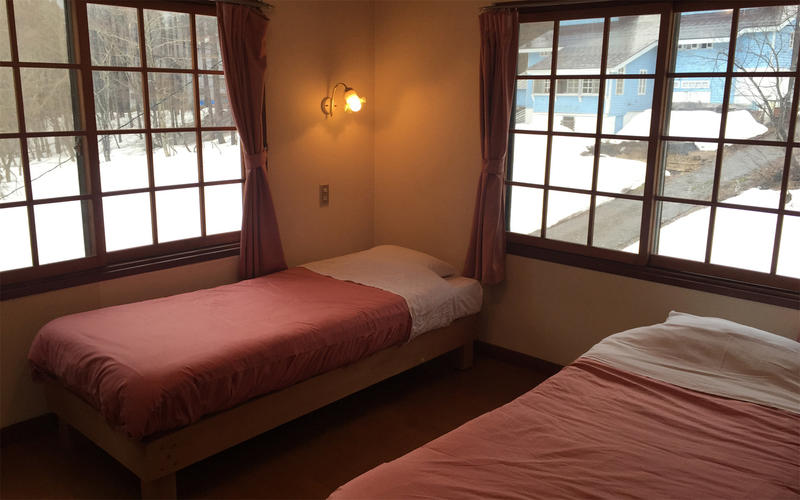 Share and Guest House HAKUBASHARE
