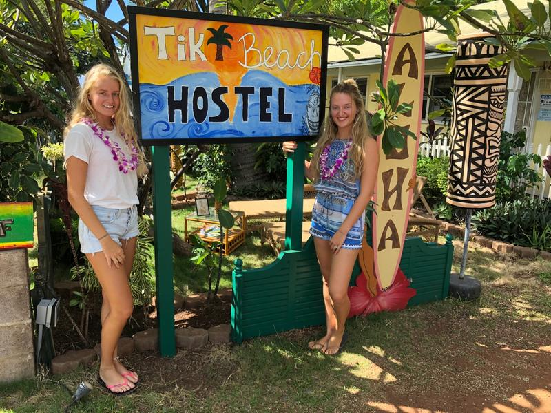 Tiki Beach Hostel
