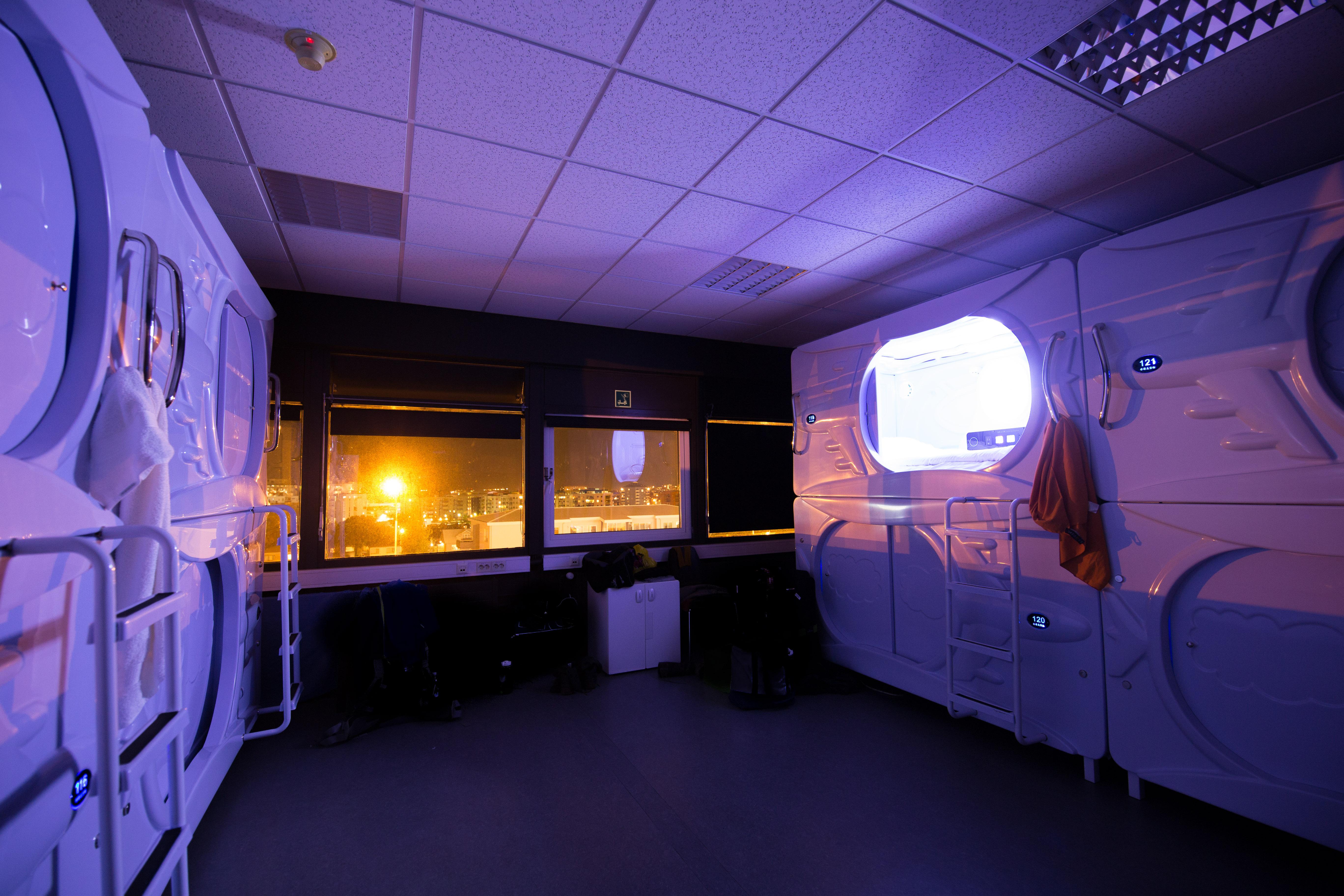 HOSTEL - Galaxy Pod Hostel