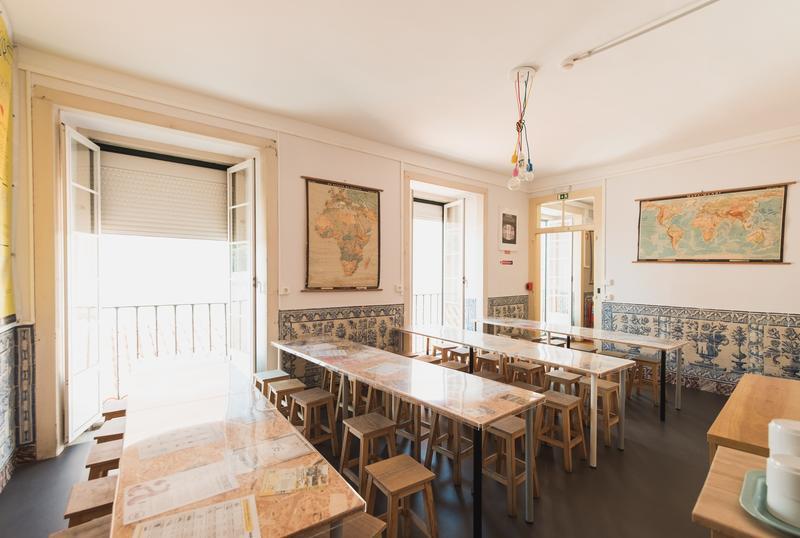 HOSTEL - Hub New Lisbon Hostel
