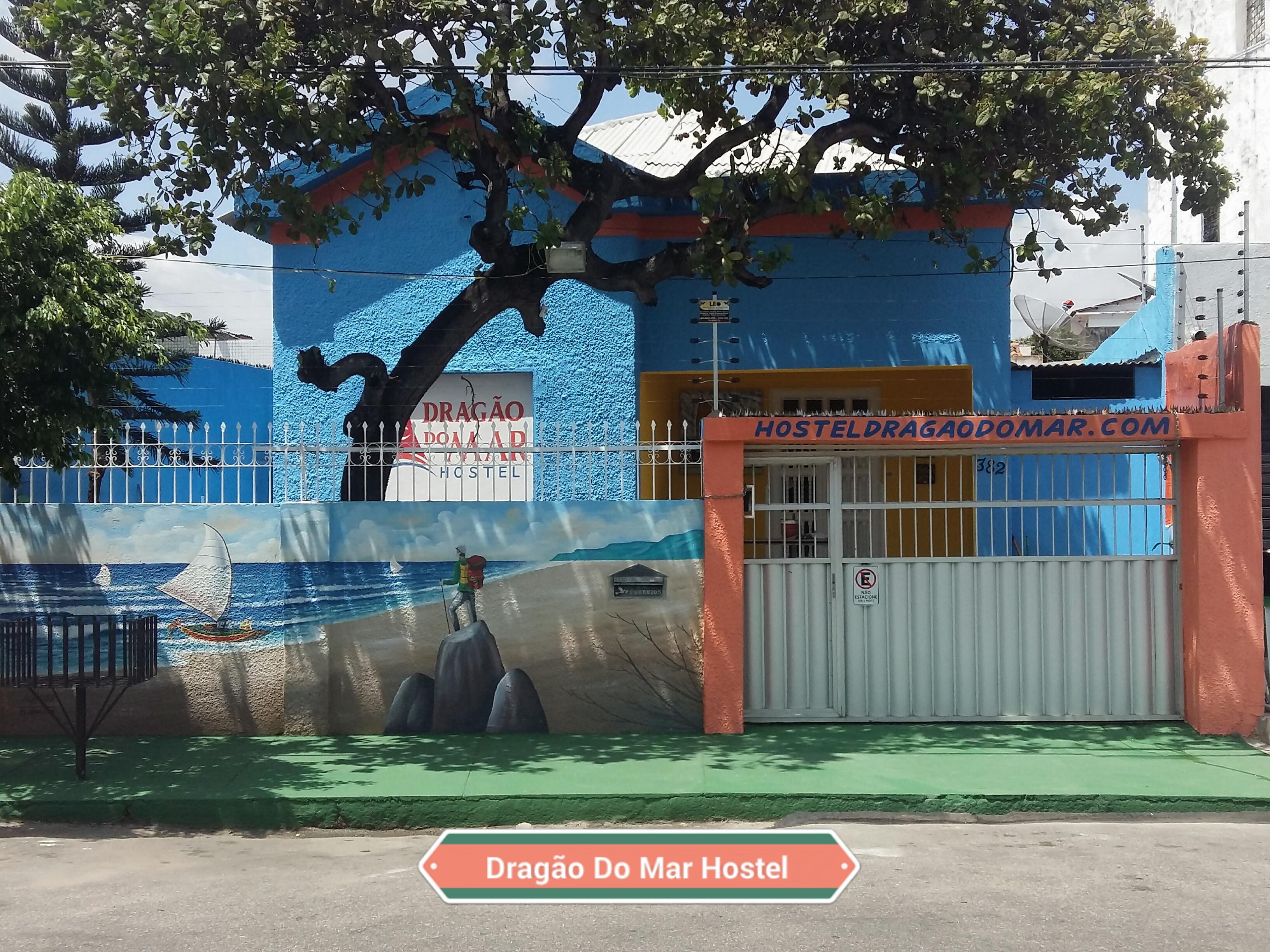 Hostel Dragão Do Mar