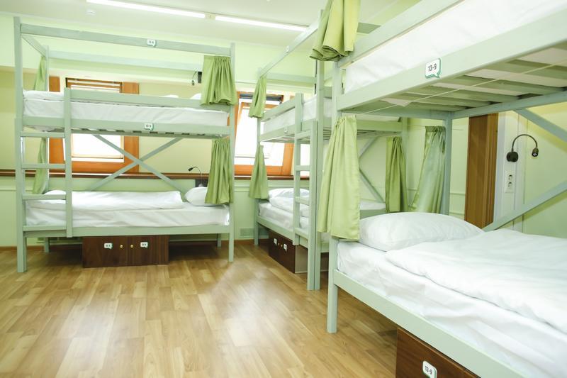 Hostel Zaxodi na Belorusskoy