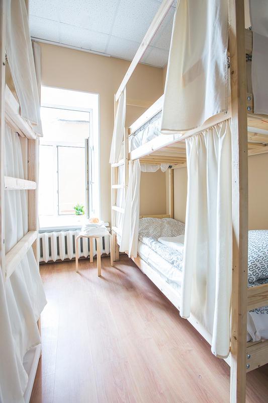 Hostels Rus na Vosstaniya