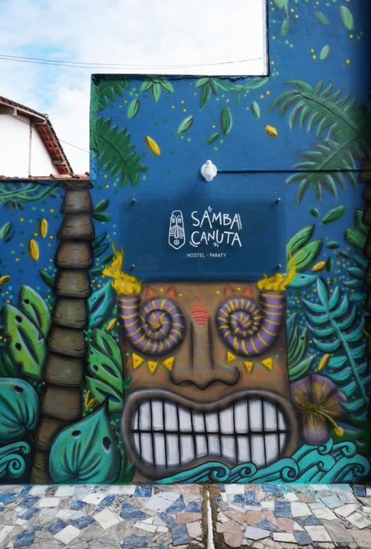 Samba Canuta Hostel