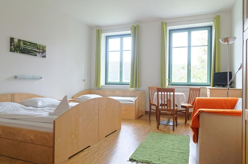 Jugend & Familiengaestehaus Cap Woerth