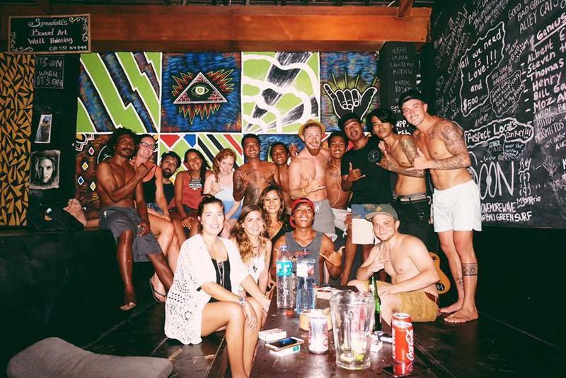 Bali Green Hostel