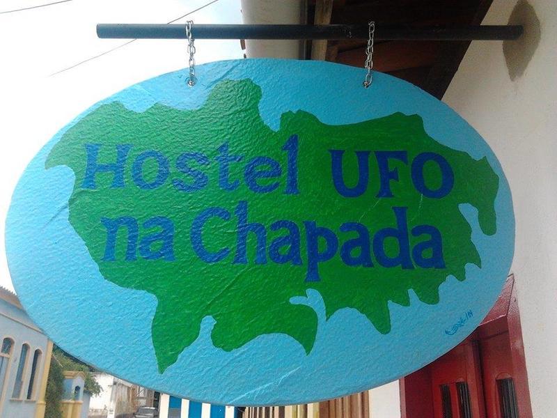 Hostel UFO na Chapada