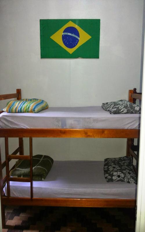 Hostel e Republica Lotus Azul