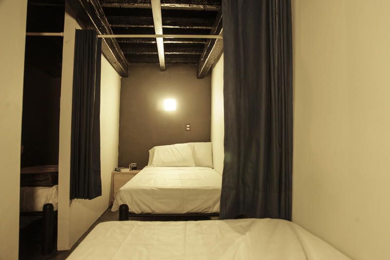 Capsule Hostel Mexico City