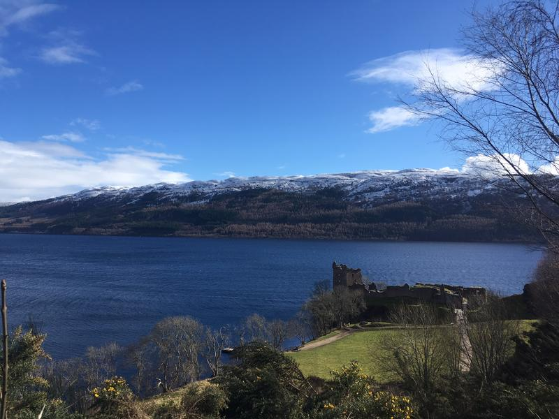 Loch Ness Backpackers