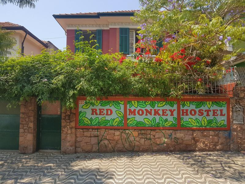 HOSTEL - Red Monkey Hostel Barra Funda