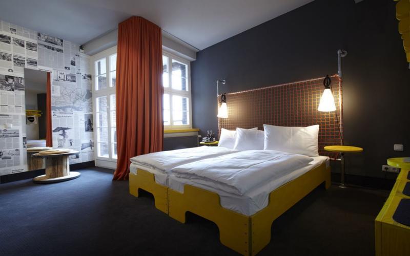 Superbude Hotel Hostel St. Pauli