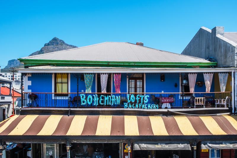 Bohemian Lofts Backpackers