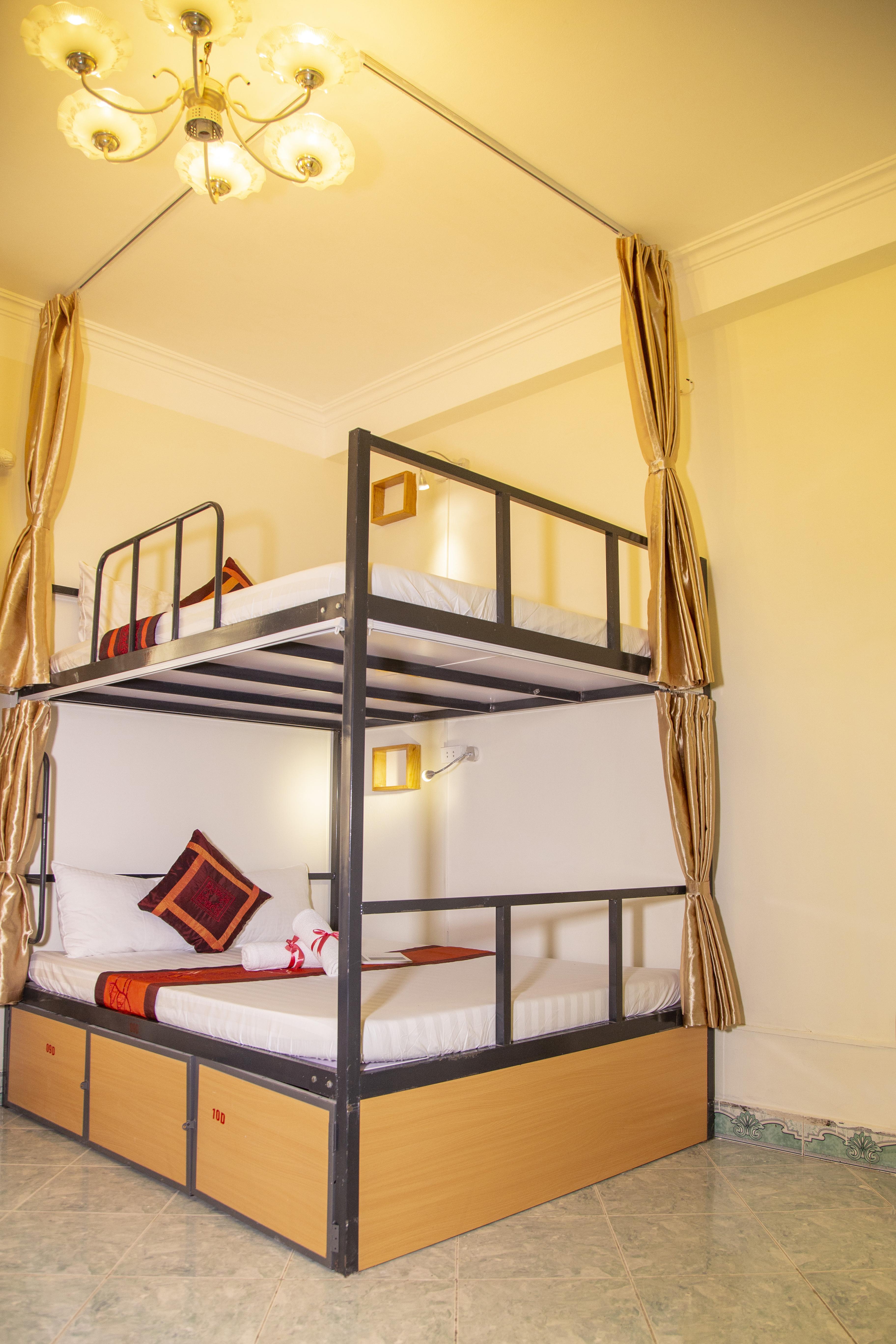 HOSTEL - Hanoi City Backpackers Hostel
