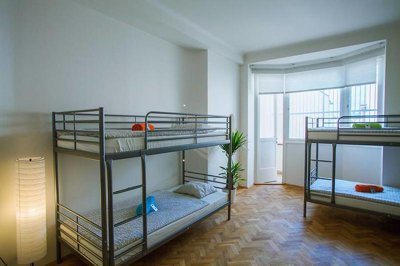 HOSTEL - McSleep Hostel Prague