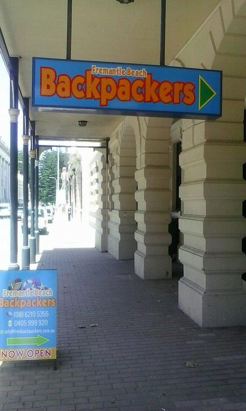 Fremantle Beach Backpackers