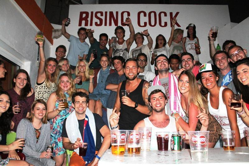 Rising Cock Party Hostel
