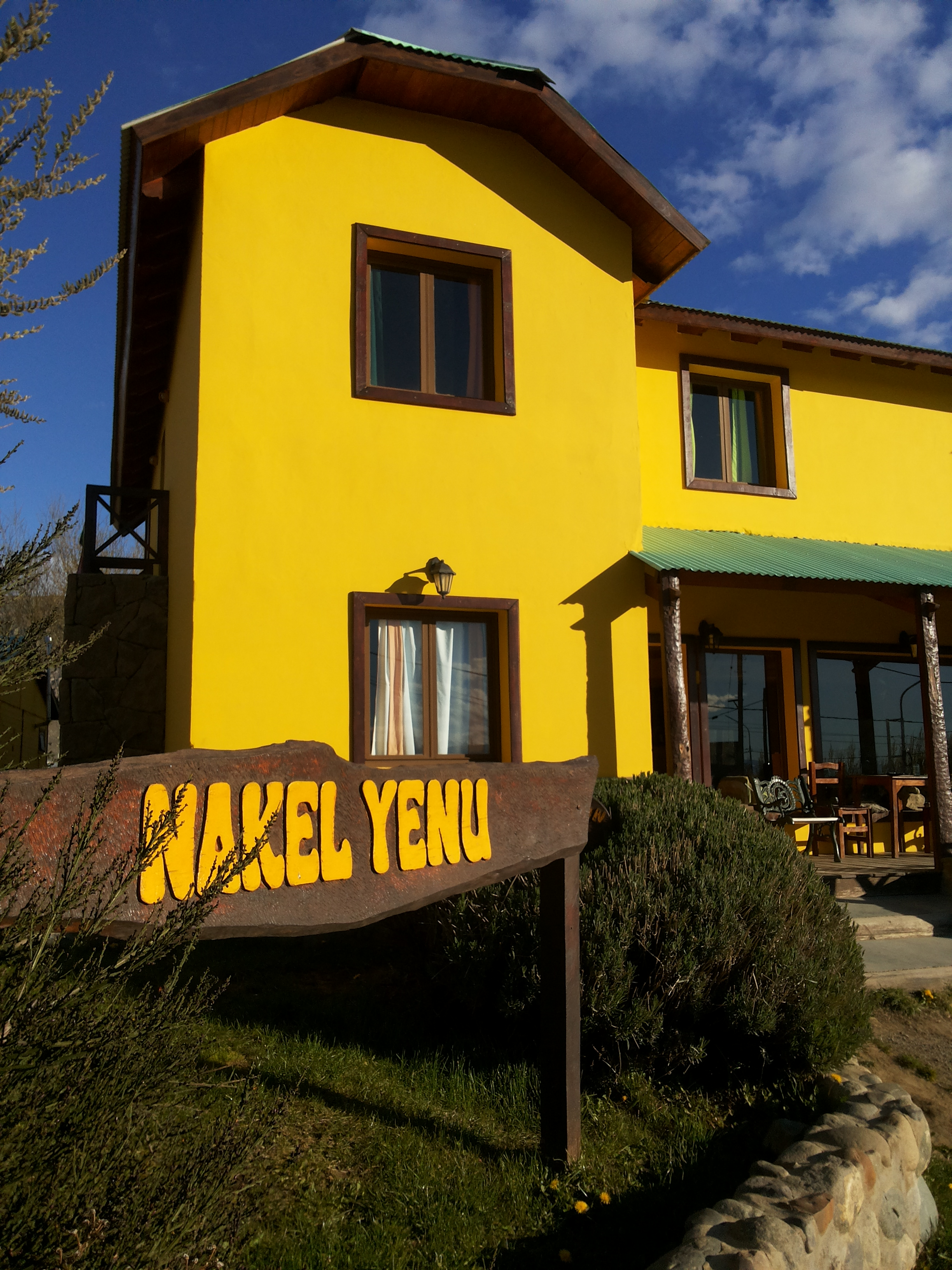 Hostel Nakel Yenu