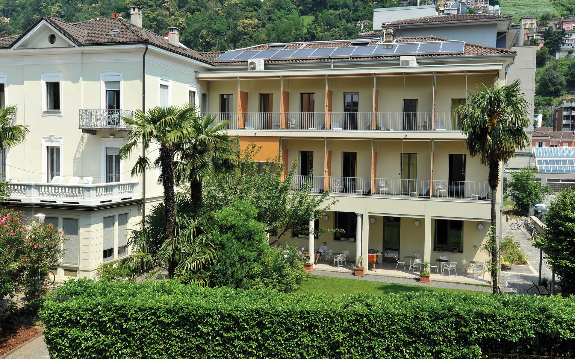Youthhostel Locarno
