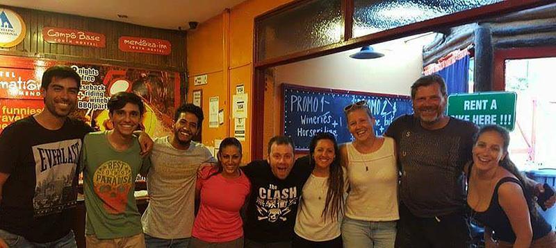 Hostel Internacional Mendoza