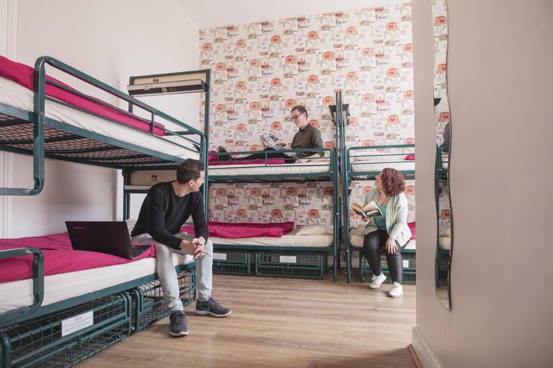 HOSTEL - Abrahams Hostel