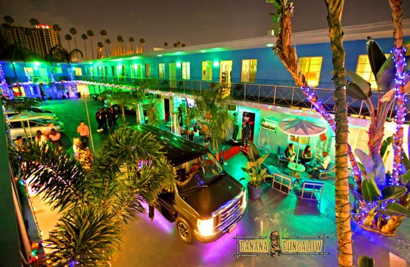 HOSTEL - Banana Bungalow Hollywood
