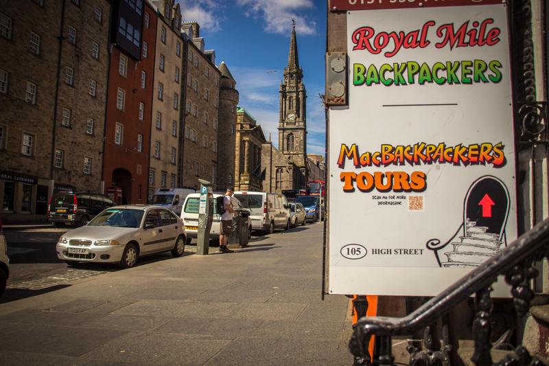 HOSTEL - Royal Mile Backpackers