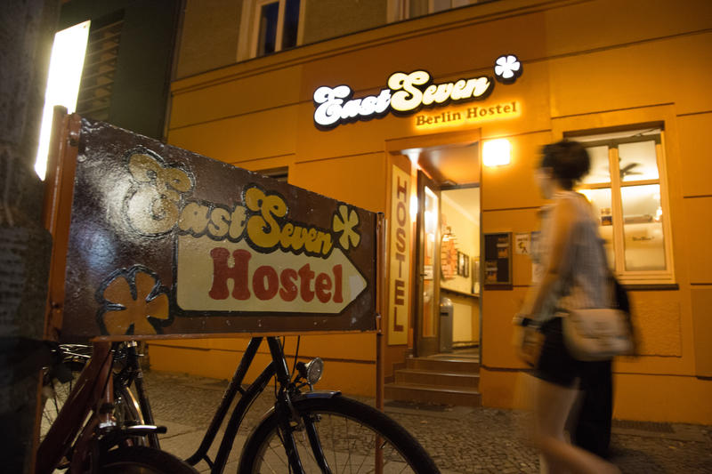 HOSTEL - EastSeven Berlin Hostel