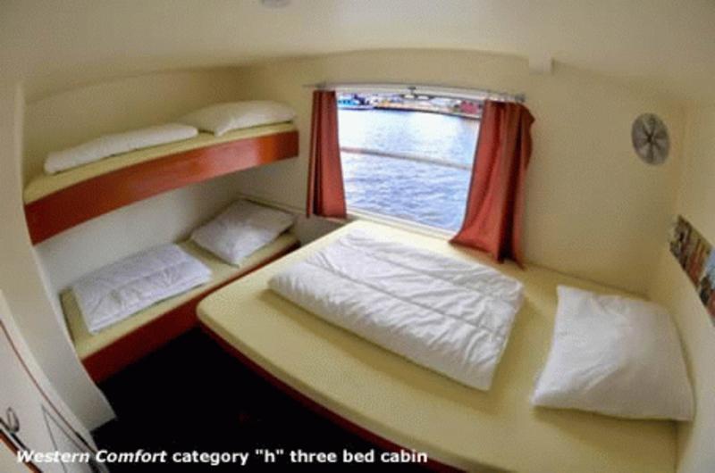 Eastern & Western Comfort Hostelboats