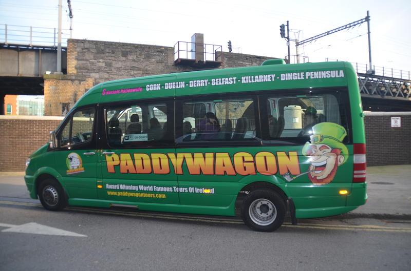 Paddy's Palace Dublin