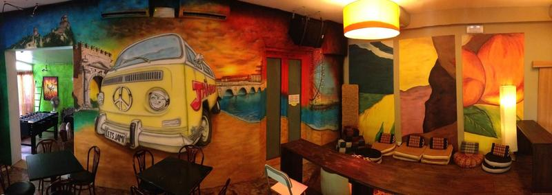 Jammin' Hostel & Bar Rimini