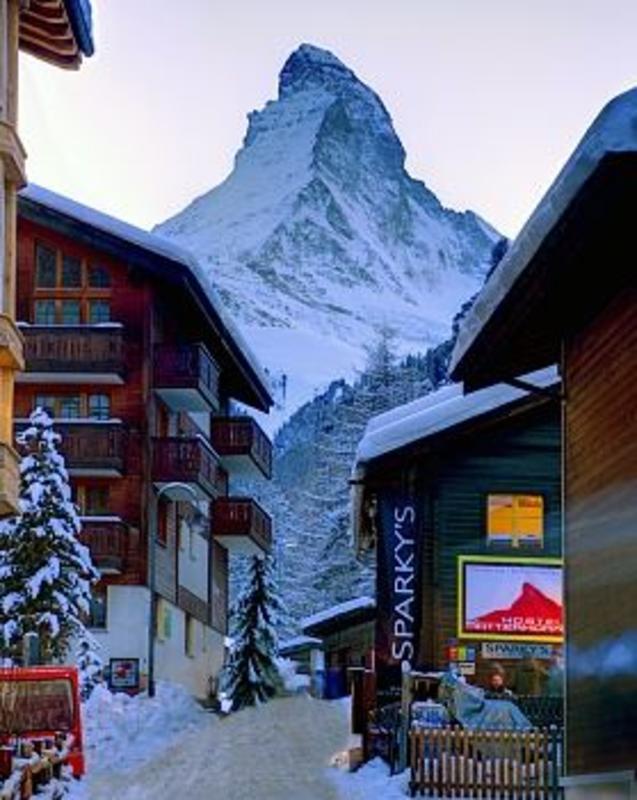 HOSTEL - The Matterhorn Hostel Zermatt