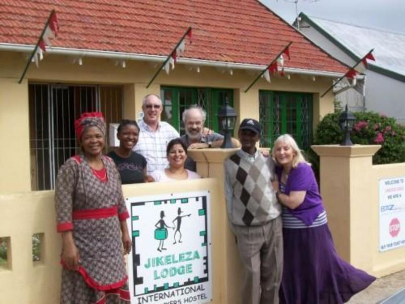 Jikeleza Lodge International Backpackers Hostel