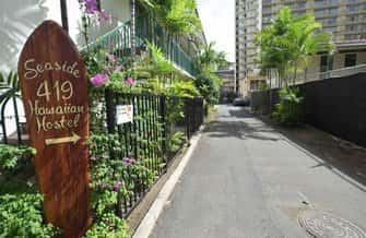 Seaside Hawaiian Hostel Waikiki