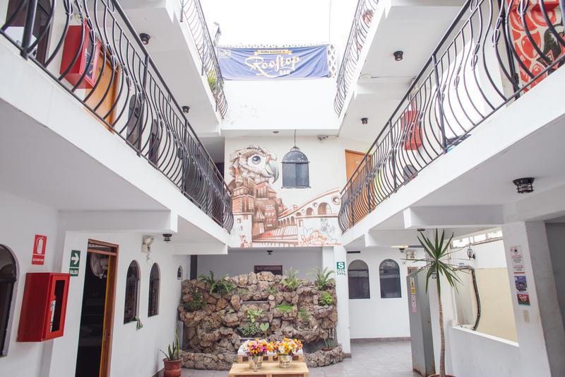 HOSTEL - loki Lima
