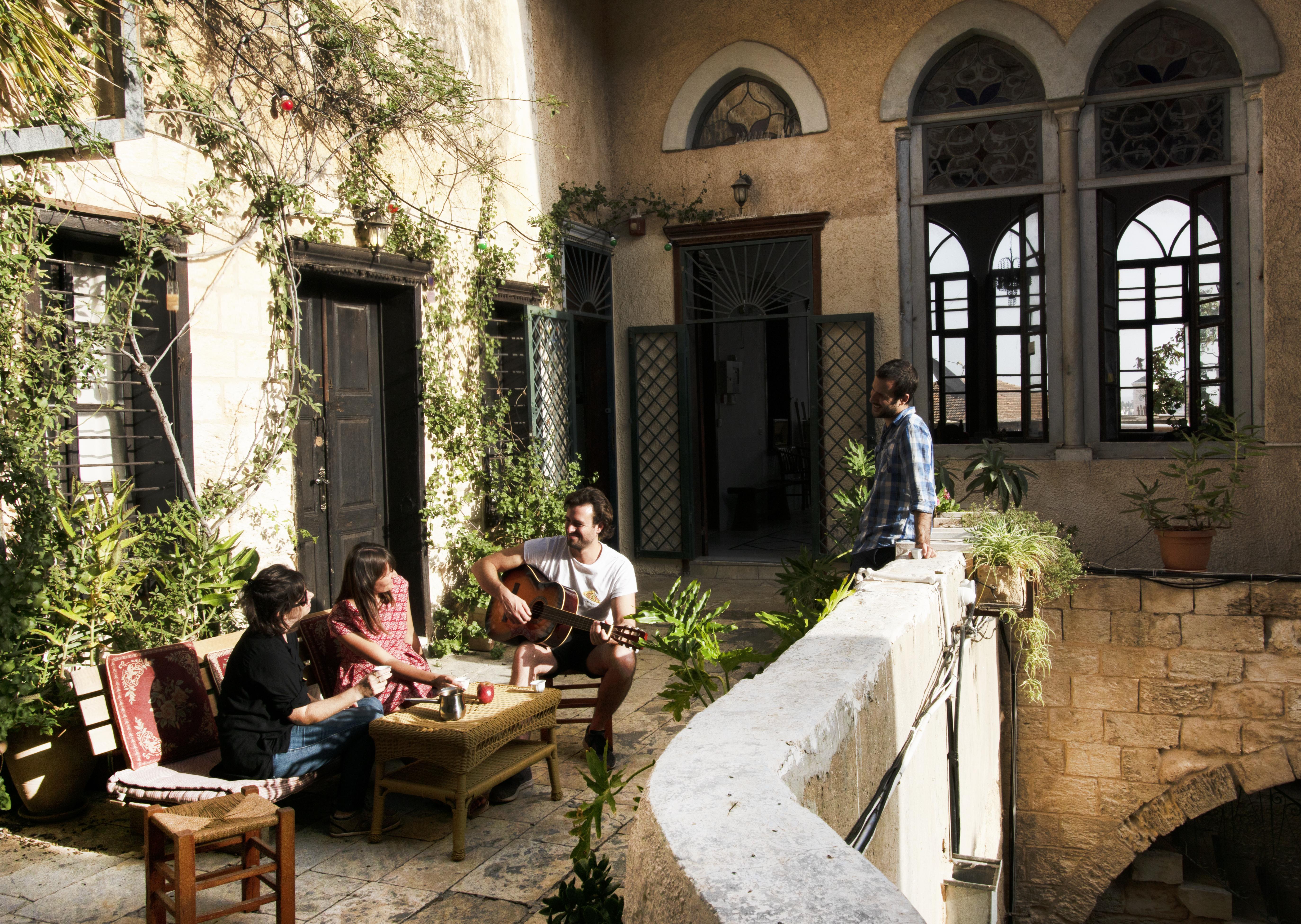 Fauzi Azar by Abraham Hostels