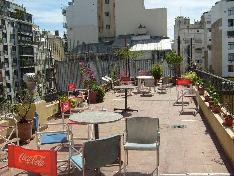 The Recoleta Hostel